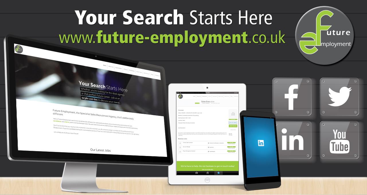 Future Employment Specialist Sales Recruitment Agency Southampton Hampshire